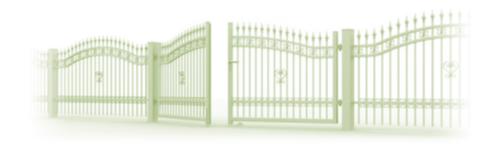 Moderigtigt Et godt hegn - KJ Porte YR63